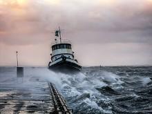Så högt kan havet stiga i dagens och framtidens klimat