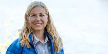 Anna Vikholm ny vice generalsekreterare för Friluftsfrämjandet