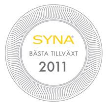 Gnosjö kommun får pris för Bästa Tillväxt 2011