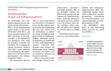"""Pressestimmen: """"Anwendungsnahes Energie- und Auftragsmanagement"""" in Giesserei Praxis"""