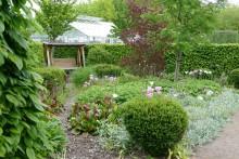 Region Skåne ger medel till studie med cancerpatienter i Alnarps rehabiliteringsträdgård