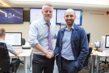 Prisbelönte ekonomijournalisten och författaren Jacob Bursell värvas till Metro