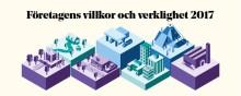 Företagens villkor och verklighet 2017 - Kompetensbrist drabbar även medelstora företag