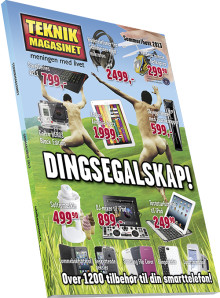 Ny katalog fra Teknikmagasinet kåret til verdens beste