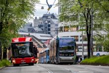 Fra 28. januar 2018 øker prisene på kollektivtrafikken