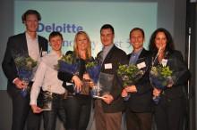 SEEC bland top 5 på årets lista av Deloitte Sweden Technology  Fast 50