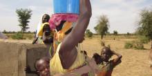 Vatten och självhjälp i Tchad