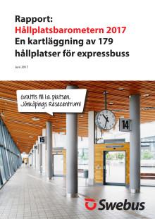 Hållplatsbarometern 2017