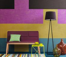 Enfärgade tapeter från Midbec, 50 Shades of colour!