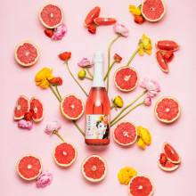 Nyhet: Say Blush Pink Grapefruit - bubbel med smak av röd grapefrukt.