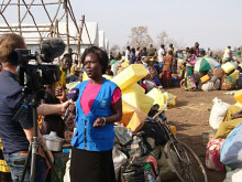 Refugees still fleeing into northern Uganda from South Sudan