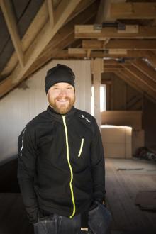 6 kjappe med energimarte boligeiere: Kenneth trives bedre i grønnere bolig