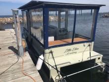 Nyt 100% eldrevet udflugtsskib starter ture fra Ærøskøbing…