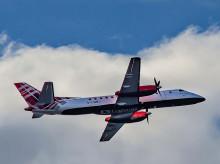 Fem destinasjoner fra Bergen med Loganair