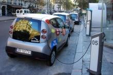 Leading the charge for electric vehicles