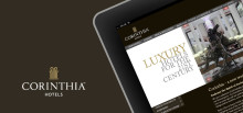 Corinthia Hotels sees new website bookings soar 273% in 2011