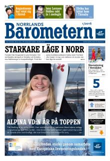 Norrlandsbarometern 1/2016