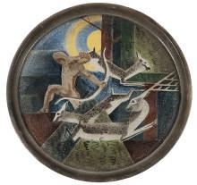 Kubism, art deco och svensk modernistisk konstindustri