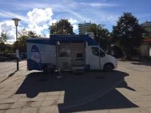 Beratungsmobile der Unabhängigen Patientenberatung Deutschland starten ihre dritte Deutschlandtour