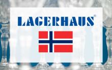 Lagerhaus etablerer seg i Norge