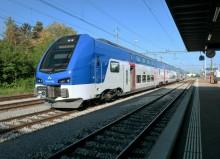 Premiärvisning av Mälartåg - Nya tåg mellan Örebro och Stockholm
