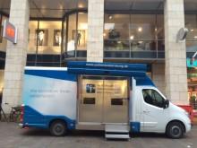 Beratungsmobil der Unabhängigen Patientenberatung kommt am 14. März nach Paderborn.
