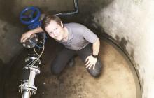 Aqua Robur Technologies tar in 7,2 miljoner för vattenteknik som kan spåra 30 procent i dricksvattenspill