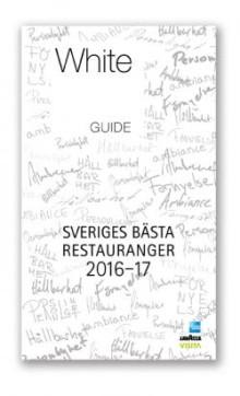 Bollinger delar ut Årets Vinupplevelse på White Guide Gala