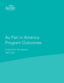 AIFS Au Pair in Amerika Zufriedenheitsumfrage