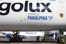 Cargolux powered by Panalpina