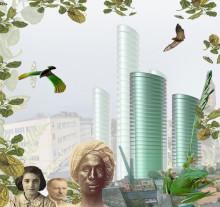 Lövholmen  Den Nya Svenska Modellen - en ny modell för stadsbyggnad och socialt liv