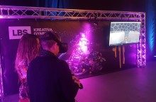 LBS Kreativa Gymnasiet satsar på VR