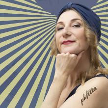 Biljettsläpp för Elina Du Rietz standup-show PKFITTAN