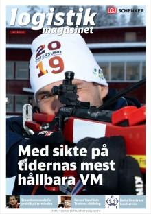Nytt nummer av Sveriges största tidning om transport och logistik