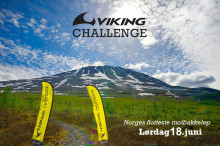 Viking Challenge med premiebombe