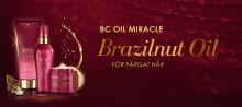 Nyhet för färgat hår - BC Oil Miracle Brazilnut Oil