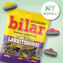 Ahlgrens bilar Lakritskombi – ny modell