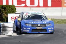 Litet kliv framåt för Dacia Dealer Team i STCC