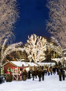 Tag til julemarked i Sverige: Kunsthåndværk, lokalproducerede råvarer og masser af børneaktiviteter