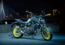 """ロードスポーツ「MT-07 ABS」 2018年モデルを発売 走行性能に磨きをかけ、より""""MTシリーズ""""らしいスタイリングへ進化"""