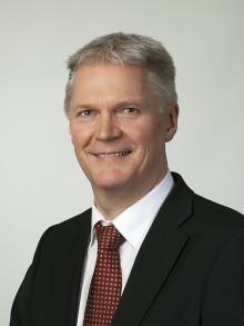 Lars Holmén, ny säljare på DC sortimentet.