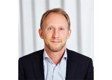 Patrick Bergander ny ordförande för Svensk Försäkring