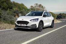 Noul crossover Ford Focus Active îmbină versatilitatea unui SUV cu dinamica de top în segment a lui Focus