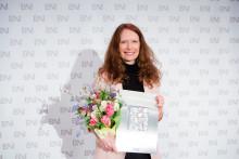 Jessica Stark utsedd till Årets Affärsnätverkare 2016