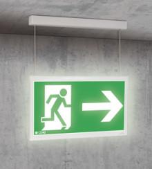 Miljövänligare nödbelysning - GuideLed