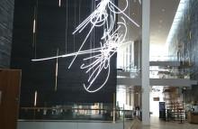 PRESSINBJUDAN: Invigning av konstverket E=V=E=N=T på Malmö Live