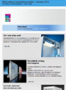 Rittal eNews Industriautomation - oktober 2010