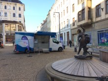 Beratungsmobil der Unabhängigen Patientenberatung kommt am 12. April nach Görlitz.