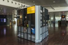 Nationalmuseum ställer ut smart svensk design på Umeå Airport
