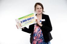 5 miljoner från PostkodLotteriet till Fairtrade